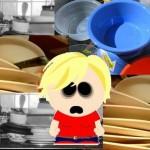 Les prix de location pour la vaisselle sale