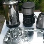 café confort avec thermos grande quantité